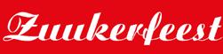 Zuukerfeest Logo